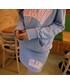 chuu(チュー)の「ミニスカート+スウェットパーカ(スカート)」