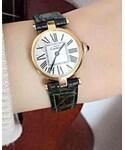 Cartier | (腕時計)