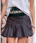 DEREK LAM | (Skirt )