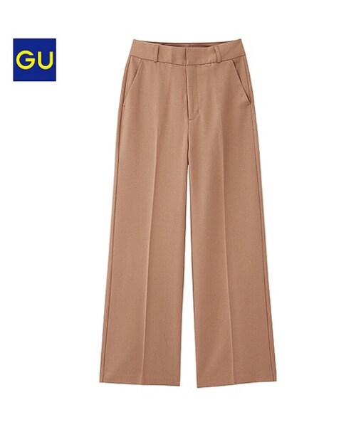 GU(ジーユー)の「パンツ」