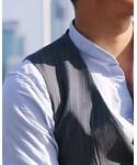 Combatant Gent | (Vest (Suit))