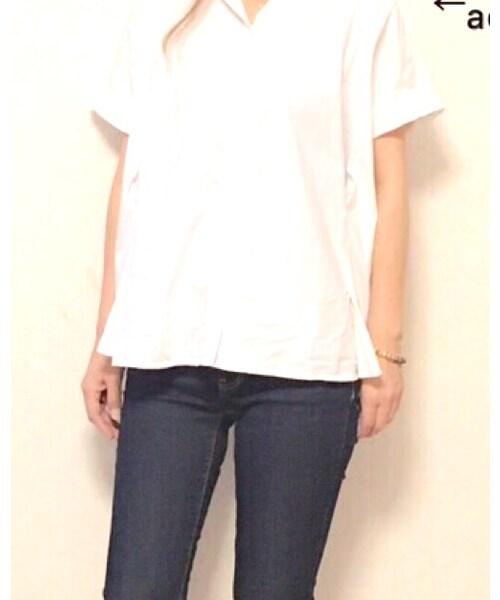 aquagarageの「シャツ・ブラウス」