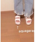 aquagarage | (サンダル)