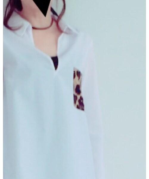 ZARA(ザラ)の「シャツ・ブラウス」