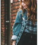 URBAN OUTFITTERS | (Denim jacket)