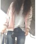 RETRO GIRL | (ブルゾン)
