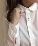 UNIQLO | 丸襟シャツ(シャツ・ブラウス)