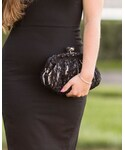 badgley mischka | (Clutch)