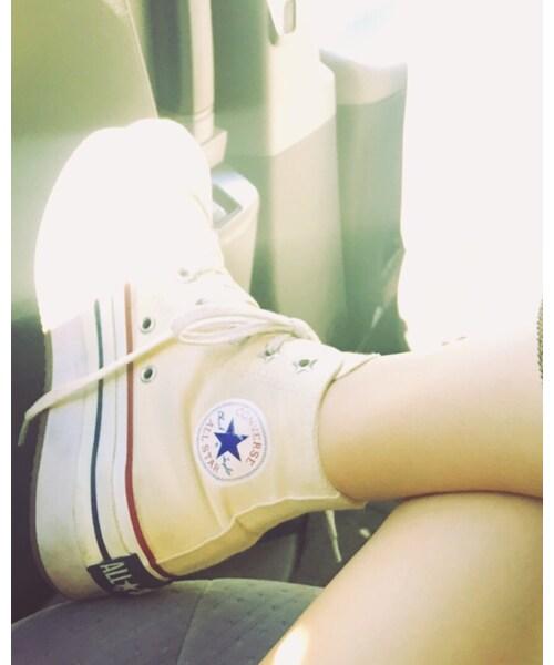 Converse All Starの「スニーカー」