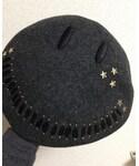 CA4LA | (ハンチング・ベレー帽)