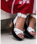 Paloma Barcelo | (Sandals)