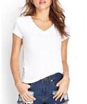 FOREVER 21 | Vネックシャツ(Tシャツ・カットソー)