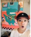 Üknow...!? | (遮陽帽)