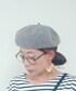 KBF(ケイビーエフ)の「ハンチング・ベレー帽」