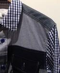 GANRYU | GANRYU ギンガムチェックシャツ(シャツ・ブラウス)