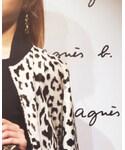 agnes b. | (スタジャン)