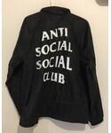ANTI SOCIAL SOCIAL CLUB |