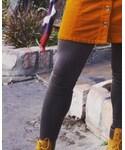 UNIQLO   (Skirt )