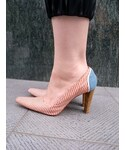 Heel Pumps『Karen Strauss』(パンプス)