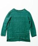 WEYEP | No.W-009 ロングスリーブシルクシャツ(シャツ・ブラウス)