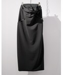 SISTERE   ONE-PIECED REQUIEM SKIRT TROUSERS(パンツ)