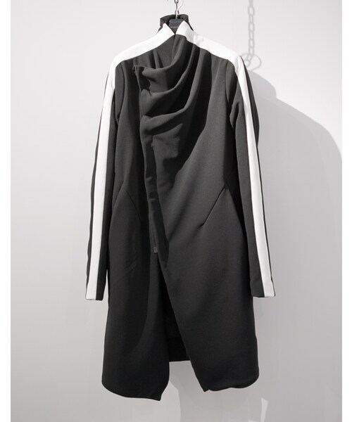 SISTERE(システレ)の「LINED CHESTER FIELD COAT(チェスターコート)」