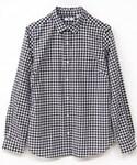 UNIQLO | ギンガムチェックシャツ(シャツ・ブラウス)