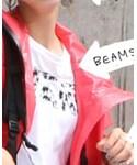 BEAMS | (Tシャツ・カットソー)