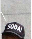 soda! | (キャップ)