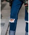 MONKI | (牛仔褲)