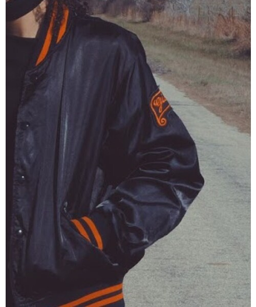 VINTAGE「Baseball jacket」