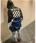off white |