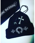CHROME HEARTS | (Beanie)