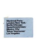 American Apparel | Denim Cities Carry-All Pouch(手袋)