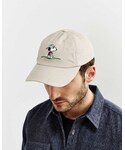 URBAN OUTFITTERS | Snoopy Baseball Hat(帽子)