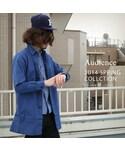 Audience | シャツの様に羽織れるオックスフォードアトリエコート(その他アウター)