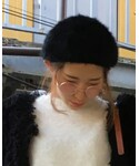 MUDILAF   (ハンチング・ベレー帽)