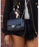 CHANEL | (Handbag)