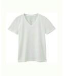 無印良品 | オーガニックコットンVネック半袖Tシャツ(Tシャツ・カットソー)