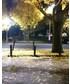 明治神宮外苑の「照明」