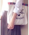 IL BISONTE   (トートバッグ)