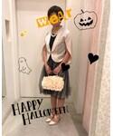 別ショット☆ | リバーシブルスカート(ドレス)