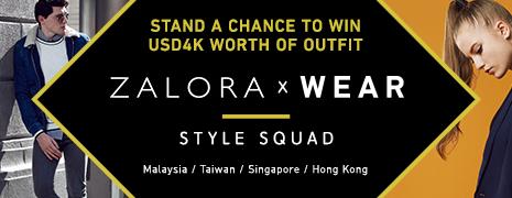 ZALORA x WEAR Style Squad Contest