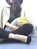 natsuさんの「7.5cmマルチヒールパンプス/シューズ[Re:EDIT/リエディ](Re:EDIT|リエディ)」を使ったコーディネート