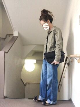 skyさんの(URBAN RESEARCH DOORS WOMENS|アーバンリサーチ ドアーズ ウィメンズ)を使ったコーディネート