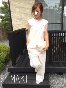makiさんの(petite robe noire プティ ローブ ノアー)を使ったコーディネート