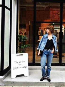 LIFE's堀江店|YUKO SAKAGUCHI さんの(TODAYFUL|トゥデイフル)を使ったコーディネート