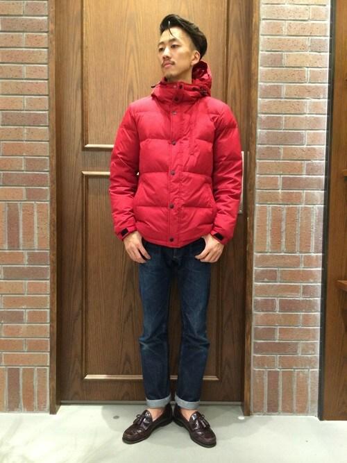 〈メンズコーデ〉寒い冬に欠かせない「ダウンジャケット」をお洒落に着こなそう