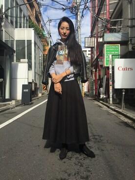 FREAKS STORE 渋谷店|尾崎こずえさんの(NOMA t.d.|ノーマティーディー)を使ったコーディネート