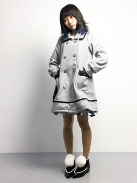 ZOZOTOWN|椎名成美さんの(mmts|マミタス)を使ったコーディネート